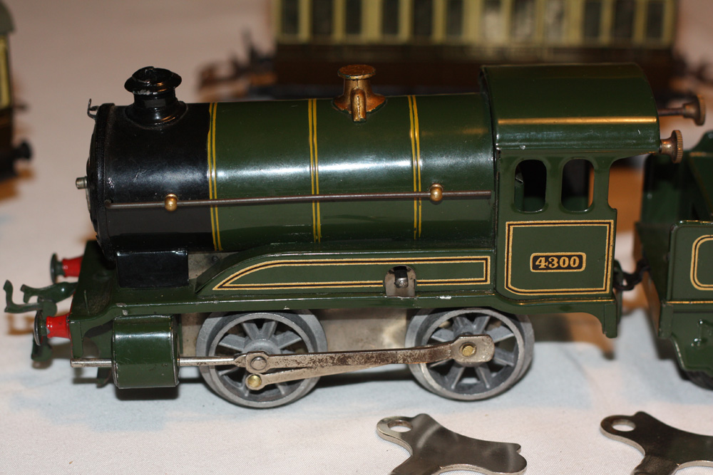 Hornby o gauge wheels