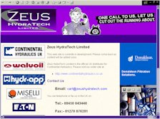 Zeus HydraTech Limited
